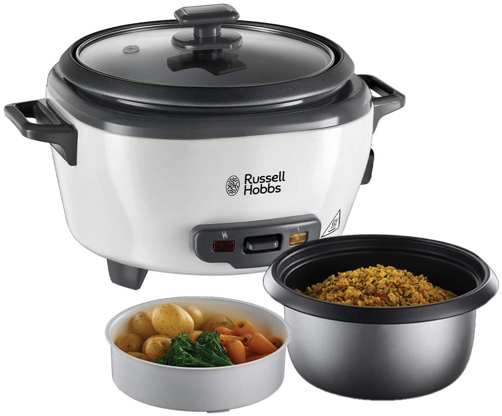 Russell Hobbs Cuiseur Riz 0,8 Litres