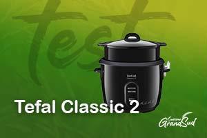 Test du cuiseur à riz Tefal Classic 2