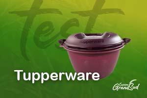 Test du cuiseur à riz Tupperware